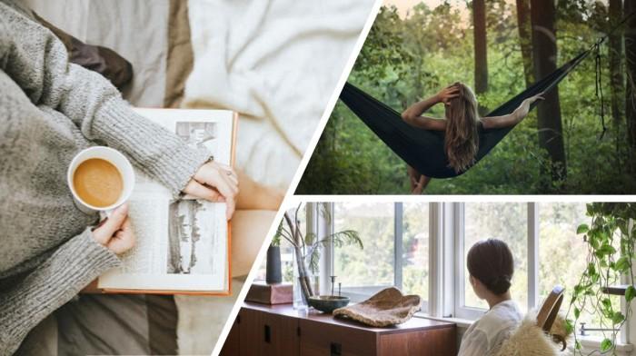 Retrouvez le calme avec la tendance « Slow Life »