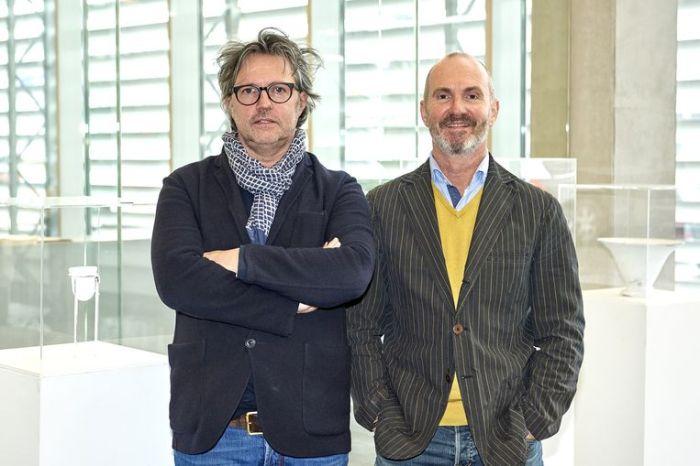 Serge et Axel Van Den Bossche, les frères fondateurs de Serax
