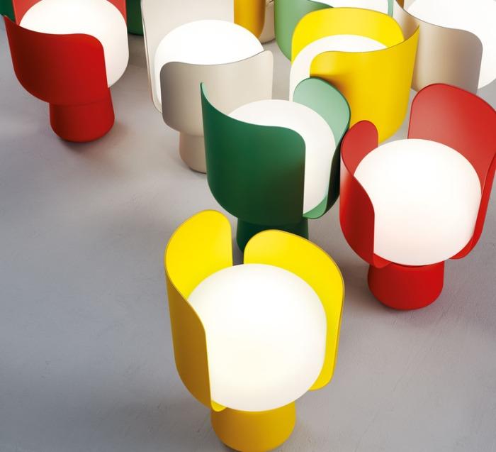 Les lampes Blom, Fontana Arte