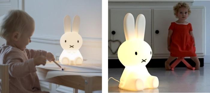 La lapine Miffy