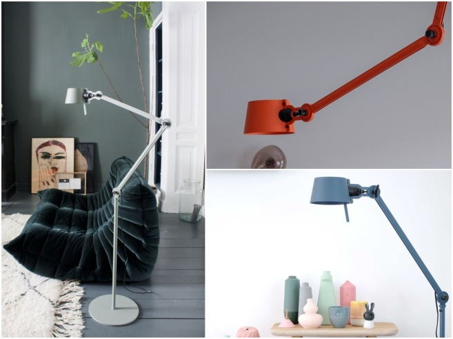 Collection de lampes Bolt, de Tonone