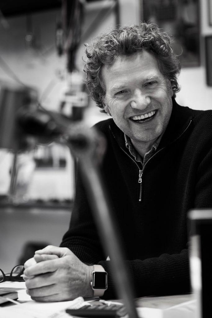Anton de Groof - Designer de Tonone