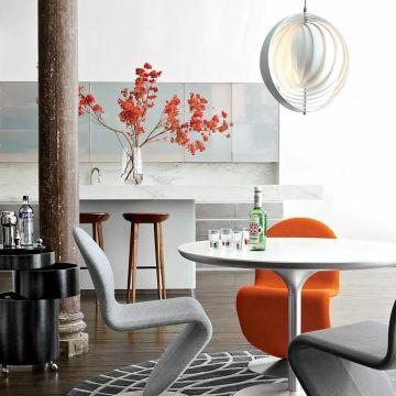 Redécouvrez les classiques du design scandinave à travers la maison Verpan.