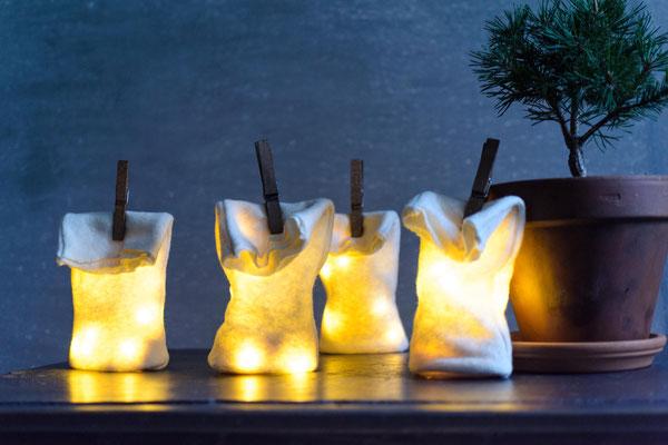 Collection sacs de lumière Ekaterina Galera