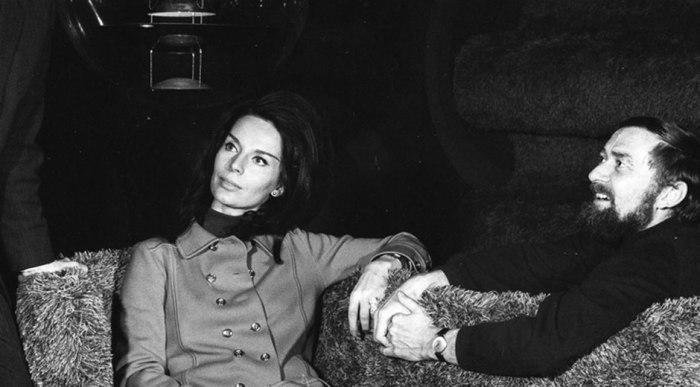 Verner et Marianne Panton