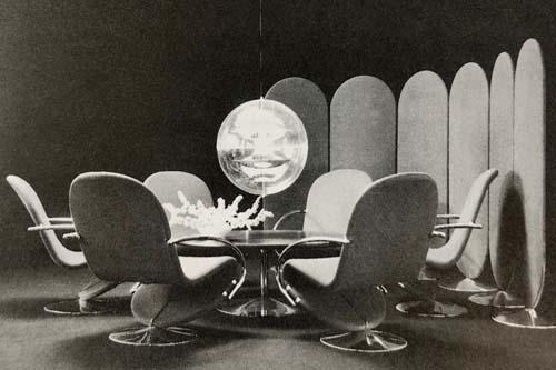 VP Globe, 1960