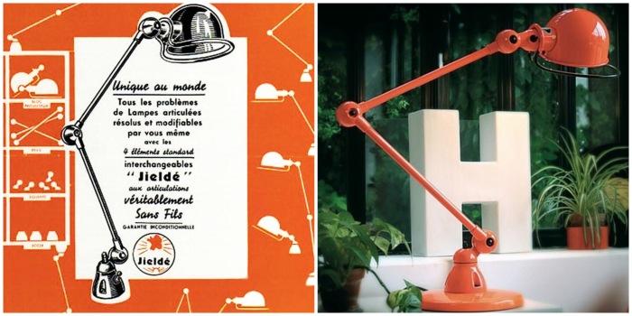 Lampe standard renommée Loft