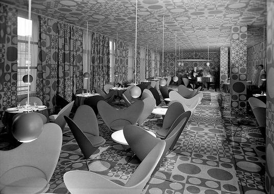 Complexe hotelier Astoria - modèle Topan