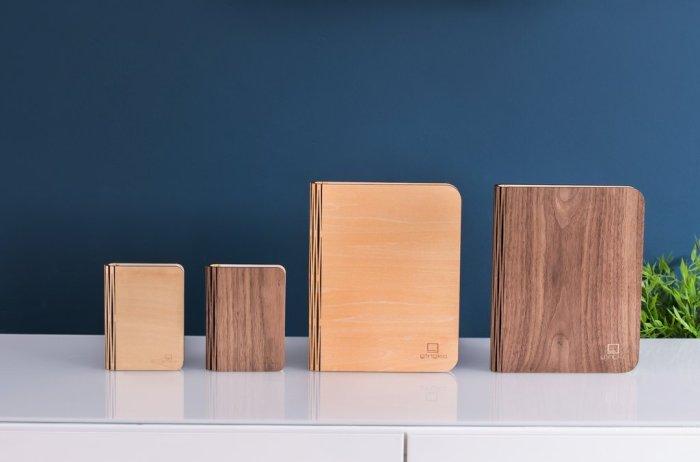 Gingko : Une super baladeuse livre moderne et éco-design