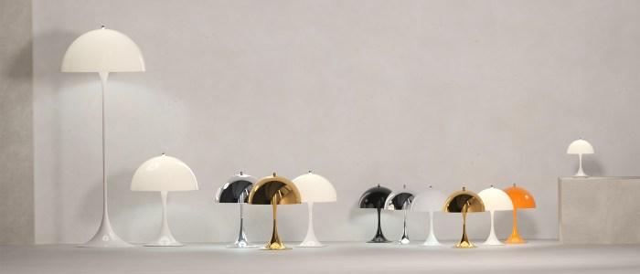 La lampe Panthella : 50 ans de succès !