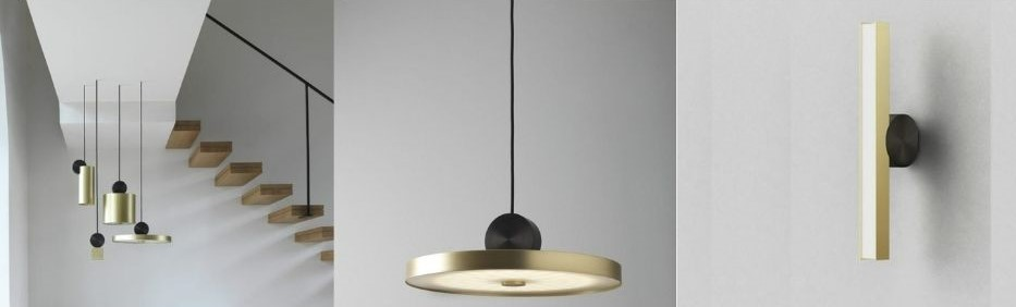 Collection luminaires CVL - Squircle