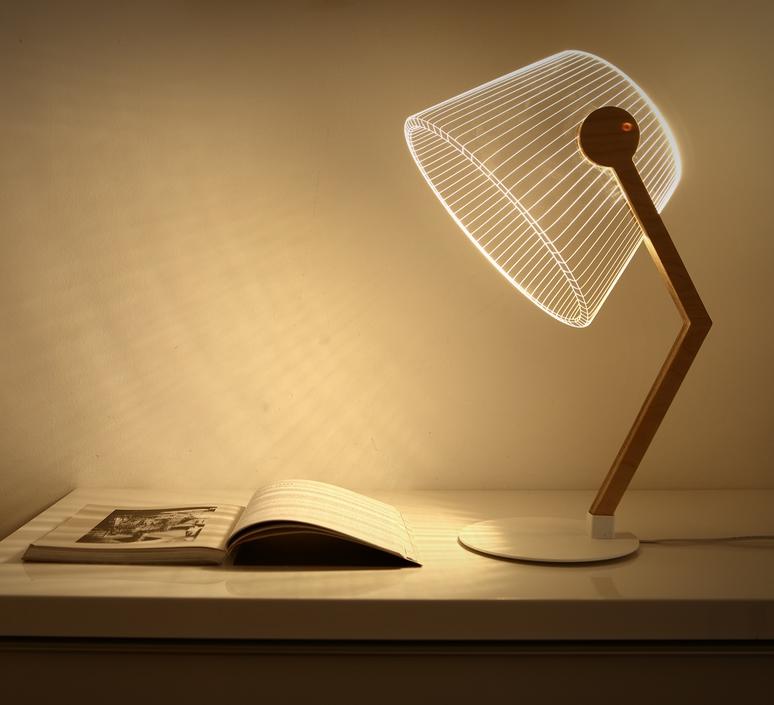 LAMPE À POSER ZIGGI, LED, H42CM - STUDIO CHEHA
